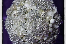 BrOOch BOuquets By Darling Buds... / All made by Darling Buds, find us on Facebook <3