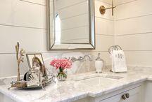 Small bathroom renos
