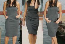 Grey dresses / Grey dresses