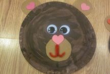 Teddy bear topic eyfs