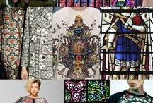Trend forecasts / moodboards