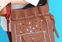 Fofuchas bolsos, mochilas y carteras