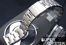 Magneto Watch Straps