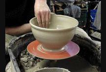 techniky keramika
