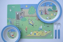 Kiddie Up / A board with a selection of our very own Kiddie Up range of kids products, all available at www.kiddieup.com.au