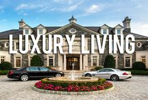 Luxury Living / Mansions, penthouses, and other lovely spaces.