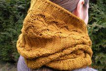 K ... Knitting - Scarfs/ Cowls/ Wraps/ Shawls/ Capelets