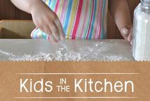 kids in the kitchen: montessori
