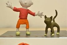 Stop Motion & Puppets
