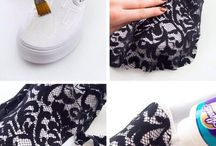 Cipő ruha átalakítás