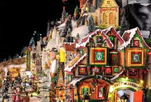 lemax xmas villages