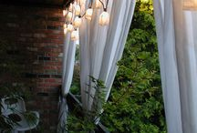 Outdoor Ideas / by Allison White Kane