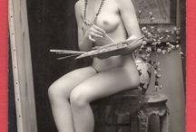 Foto artistiche  vintage