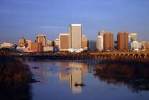 Reasons to <3 Richmond, VA / Things that make Richmond and surrounding areas a great place to be. / by Amy Gibson