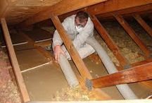 Attic Cleanup Insulation Removal Symar CA / Get Professional Tips On Attic Cleaning And Insulation Replacement In Sylmar CA