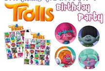 Trolls bursdagsparty