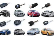 LLAVES DE VEHÍCULOS / Realizamos copias de llaves de vehículos