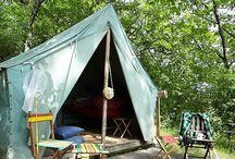 Camping / by Kira O. Young