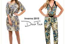 Dona Fina / Looks que traduzem sua personalidade e estilo!