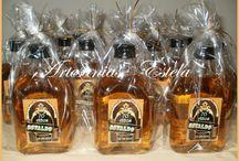Souvenirs Petacas De Licor, Whisky, Cogñac Personalizadas
