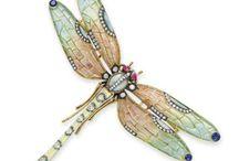 borboletas e libelulas