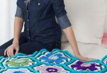 Crochet - Blankets / by Laura Hubbell