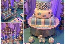 bebe yaş günü pastası
