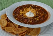 Soups! / by Tiffany Kirkwood