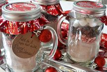 homemade gift ideas / by Lisa Lacher