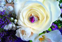 Engagement Rings and Bling / Engagement Rings and Wedding Day Bling!