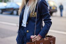 Street Style / by Ariana Ventrella