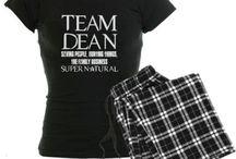 Supernatural fan stuff