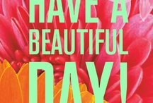 Beautiful-Awesome-Spectacular days