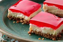 Jell-O desserts
