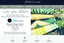 Picture Perfect Fabrics / Fabrics Available through Picture Perfect Window Coverings