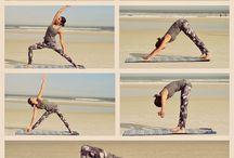 Øvelser/yoga