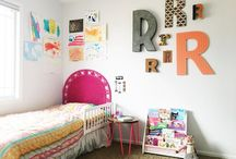 Kid Rooms / Filled with ideas that will take you beyond the nursery, this kid room inspiration will have you wishing your little one would be ready to ditch the crib!
