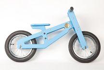 Велосипеды и коляски