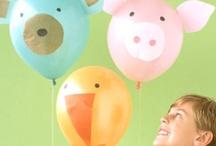 Balloons  / by Jennifer Rayden Carroll