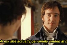 Fitzwilliam Darcy's inner struggles