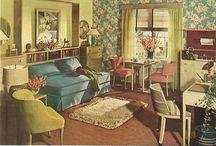 1940s Decor Foxton