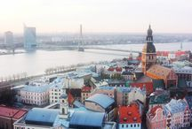 Latvia / This board consists of photographs, blogs, travel reports and stories for when traveling to Latvia, Europe