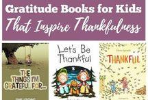 Grarritude books for kids