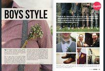 Men's Fashion / by Angie Wimberly