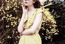 FASHION - Colors: Yellow