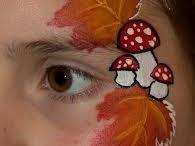 schmink herfst
