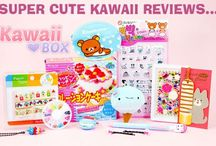 Subscription Boxes / The cutest subscription boxes, surprise boxes and lucky bags for kawaii and candy