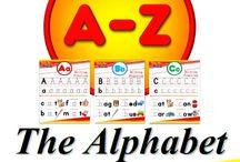 Phonics / Here are Phonics worksheets great for young students to learn the alphabet and letter sounds.