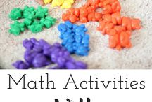 Educational activities for young kids / Are you looking for fun activities for toddlers or preschoolers that are educational too? This board has lots of educational activities your kids will love.