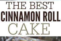 Dessert Recipes / Delicious cake recipes, cookie recipes, pie recipes, and more!